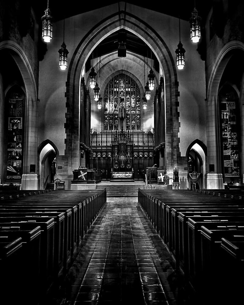 Metropolitan United Church 1 Toronto Canada by Brian Carson