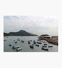 Stanley, Hong Kong Photographic Print