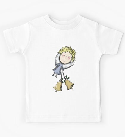 Little Christmas Angel Kids Clothes