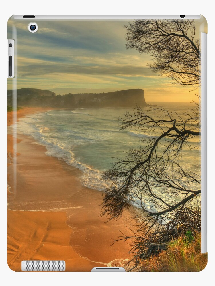 One Fine Day, Avalon Beach (IPAD CASE) - The HDR Experience by Philip Johnson