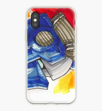 Optimus Prime Horizontal iPhone Case