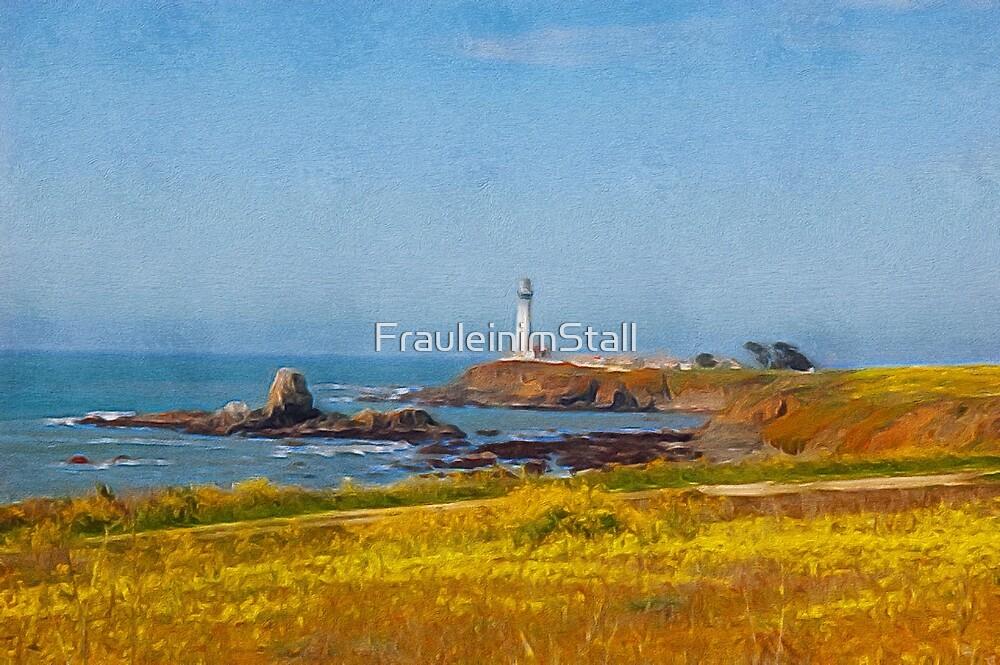Lighthouse by FrauleinimStall