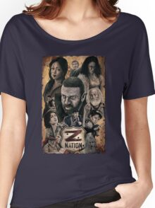 Z Nation Women's Relaxed Fit T-Shirt