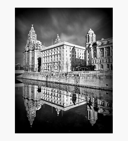 The Liver Building Photographic Print