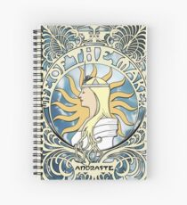 Grace of Andraste *NEW VERSION* Spiral Notebook