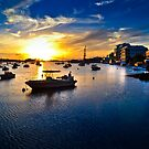 Harbour light.. by buddybetsy