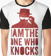 I am the one who knocks Graphic T-Shirt