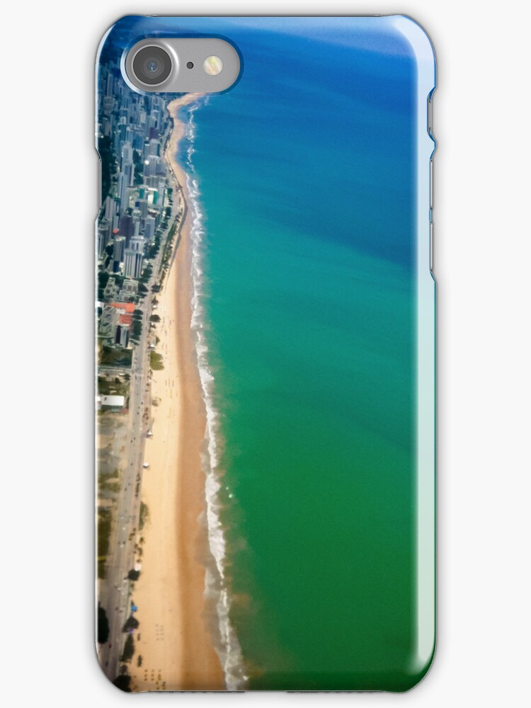 Salvador Beach II / Brazil [ iPad / iPod / iPhone Case ] by Mauricio Santana