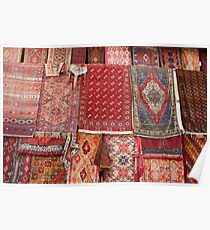 Turkish rugs Poster