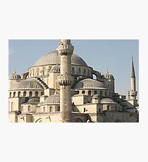 Blue Mosque, Istanbul Photographic Print