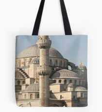 Blue Mosque, Istanbul Tote Bag