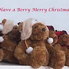 A berry merry christmas by Penny Fawver