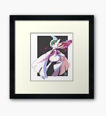 Mega-Gallade Framed Print