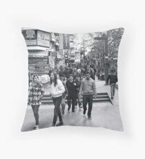 Mithatpaşa caddesi Throw Pillow