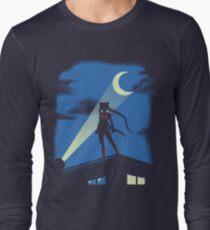Moon Knight Rises Long Sleeve T-Shirt