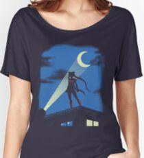 Camiseta ancha para mujer Moon Knight Rises