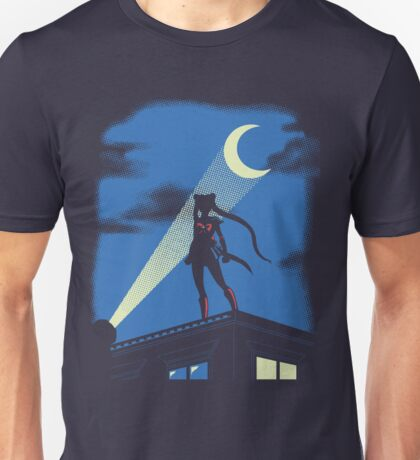 Moon Knight Rises Unisex T-Shirt