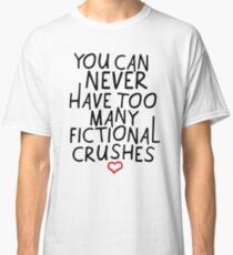 FICTIONAL CRUSHES Classic T-Shirt