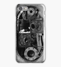 Flanges iPhone Case/Skin