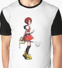 Kairi the Keyblade Weilder Graphic T-Shirt