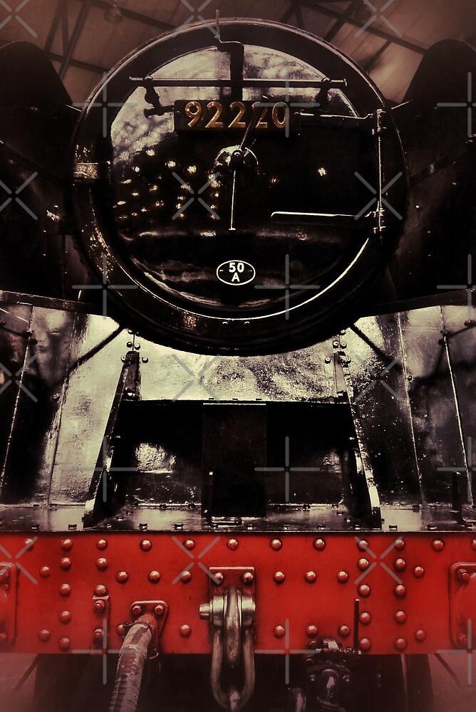 Tank Engine by C.J. Jackson