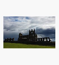 Whitby Abbey 1 Photographic Print