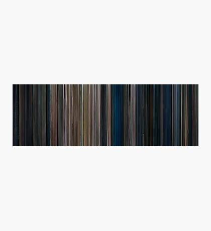 Moviebarcode: The Expendables (2010) Photographic Print