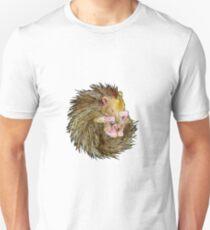 Sophie the Sleepy Hedgehog Unisex T-Shirt