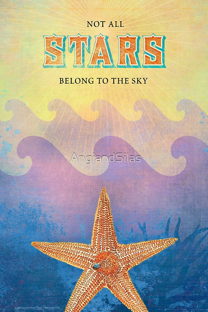 Not All Stars Belong to the Sky (Version 2) by AngiandSilas