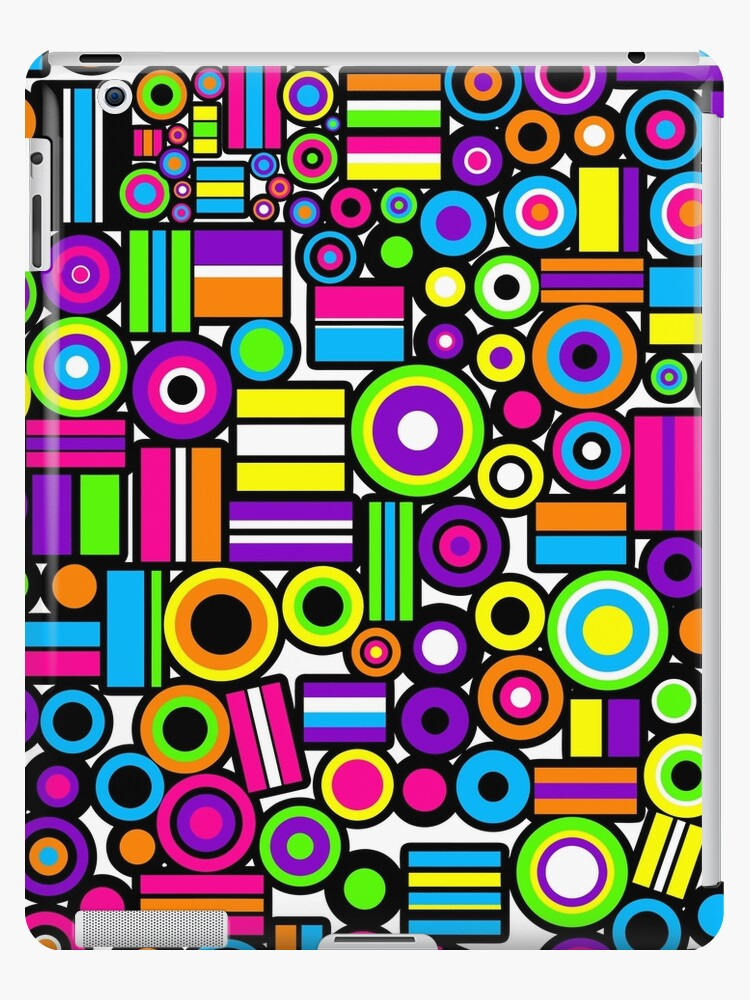 Licorice Allsorts I [iPad / iPhone / iPod case] by Damienne Bingham