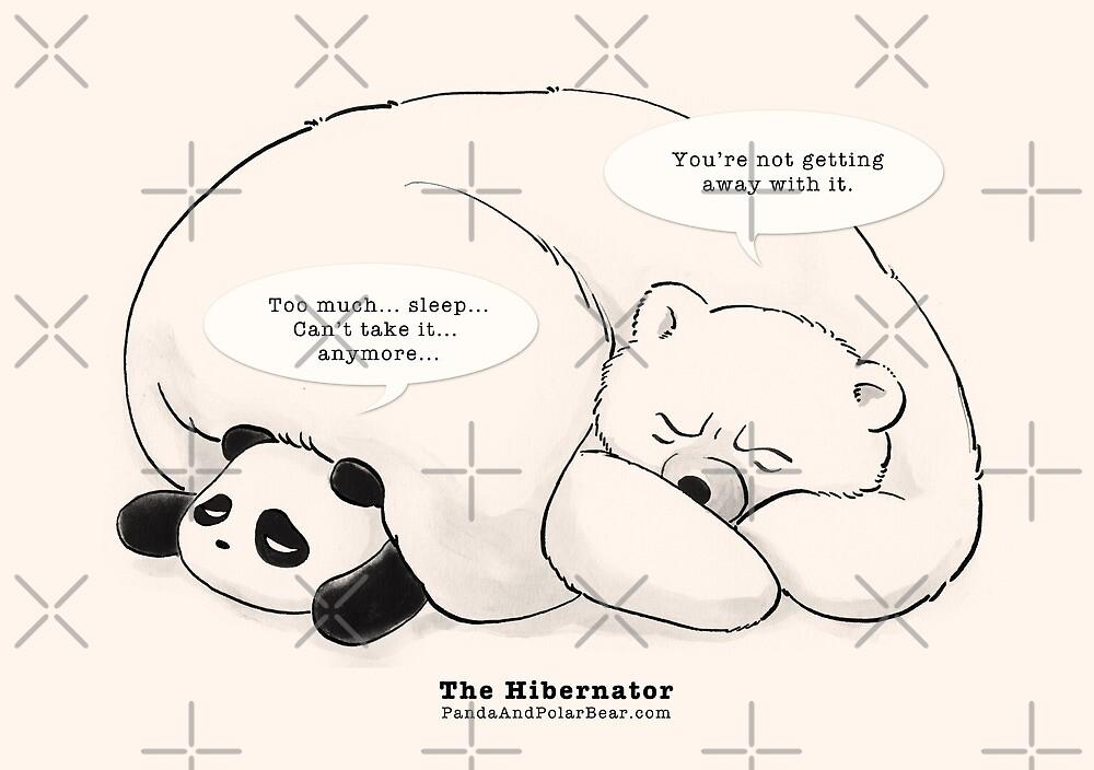 The Hibernator by Panda And Polar Bear