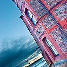 Liverpool Brickwork by Sue Knowles