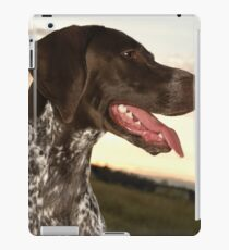 GERMAN SHORTHAIRED POINTER iPad Case/Skin