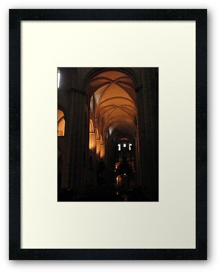 Caen Men's Abbey by KMorral