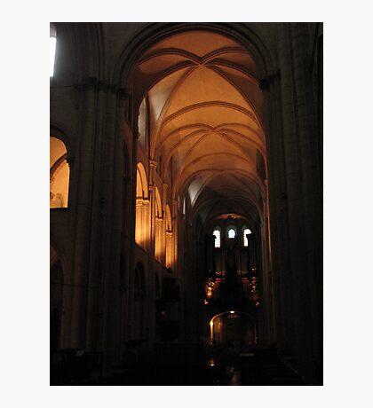 Caen Men's Abbey Photographic Print