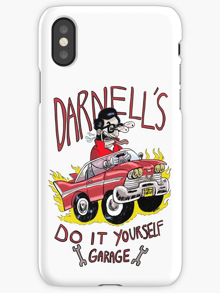 Darnells do it yourself garage iphone cases covers by donramos darnells do it yourself garage by donramos solutioingenieria Image collections