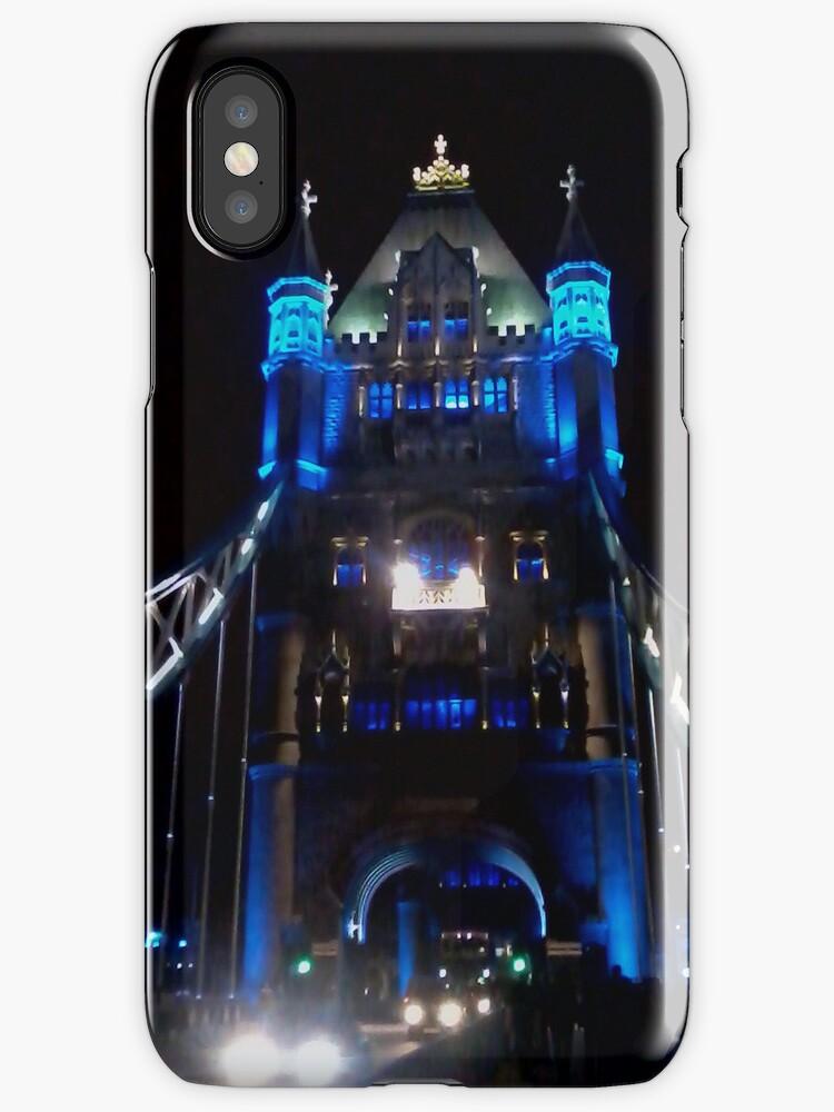 Tower Bridge I-phone by KMorral