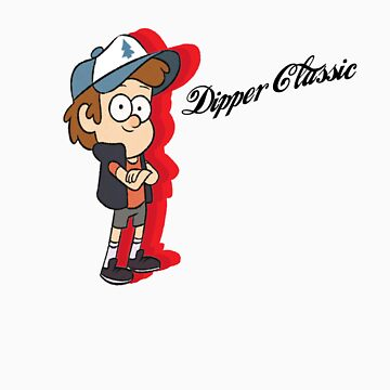 Dipper Classic by omgkatkat