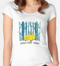 Operation Cobra Women's Fitted Scoop T-Shirt
