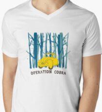 Operation Cobra Men's V-Neck T-Shirt