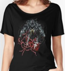 FullMetal Graffiti Women's Relaxed Fit T-Shirt
