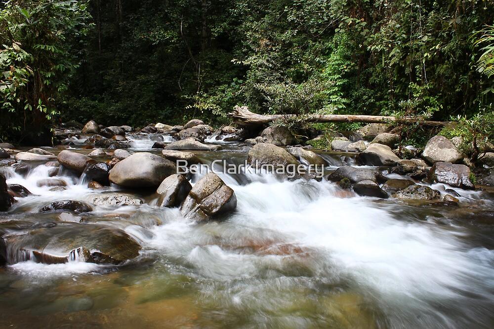Ofi Creek by BenClarkImagery