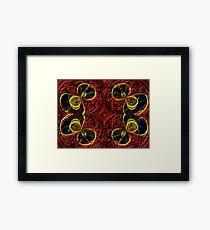 Ornamentals Framed Print