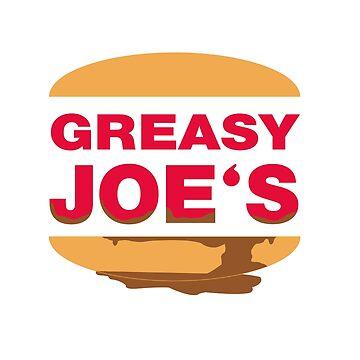 Greasy Joe's - Clean by KingRedbad