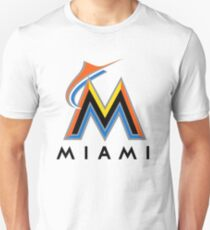 miami marlins logo Unisex T-Shirt