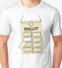 How I met your mother hanging chad T-Shirt