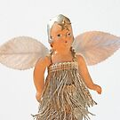 Flapper Christmas Ornament by SusanSanford