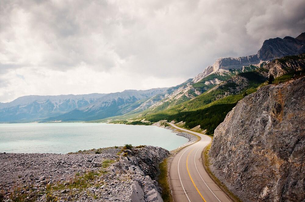 Icefields Parkway, Jasper National Park by Dan McKechnie