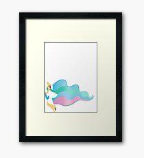 Celestia Framed Print