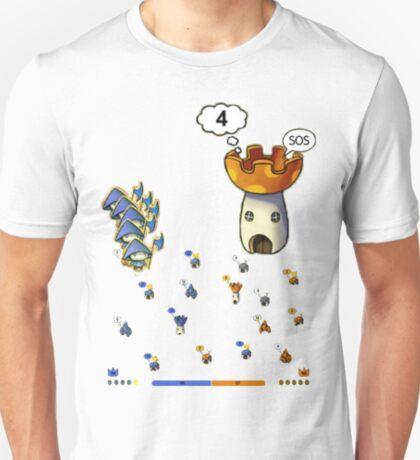 Mushroom Wars T-Shirt